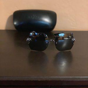 Authentic Unique Gunmetal Coach Sunglasses!